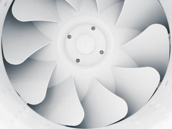 Lüftung Ventilator