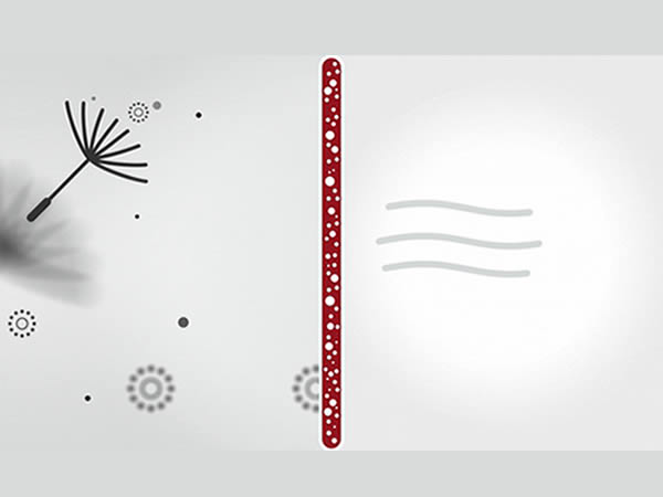 Lüftung Pollen Filter
